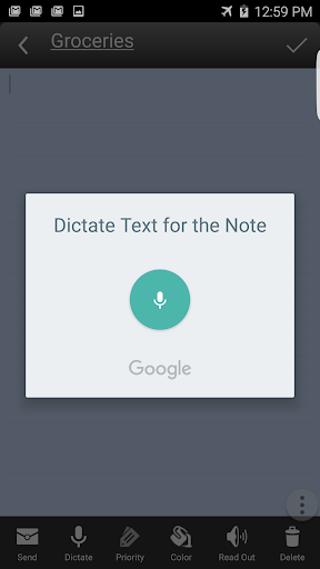 Ultimate Notepad - #1 Notes App with Cloud Sync 5 تصوير الشاشة