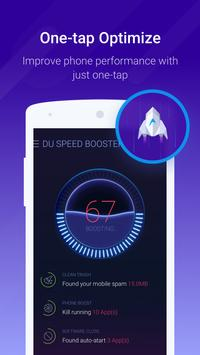 Cache Cleaner-DU Speed Booster (booster & cleaner) screenshot 1