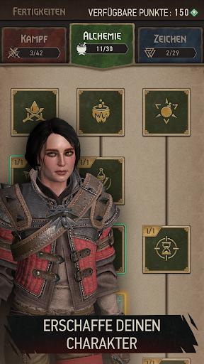 The Witcher: Monster Slayer screenshot 13