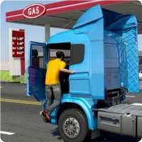 ถังน้ำมันน้ำมันขนส่งรถบรรทุก ผู้เล่นเป็นตัว on 9Apps