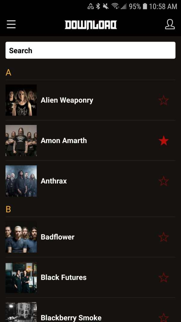 Download Festival screenshot 3