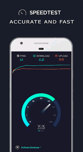 Internet Speed Test - Wifi Speed Test screenshot 1