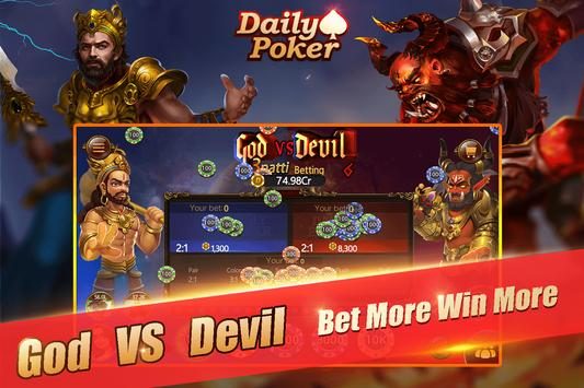 Daily Poker - Indian Casino screenshot 4