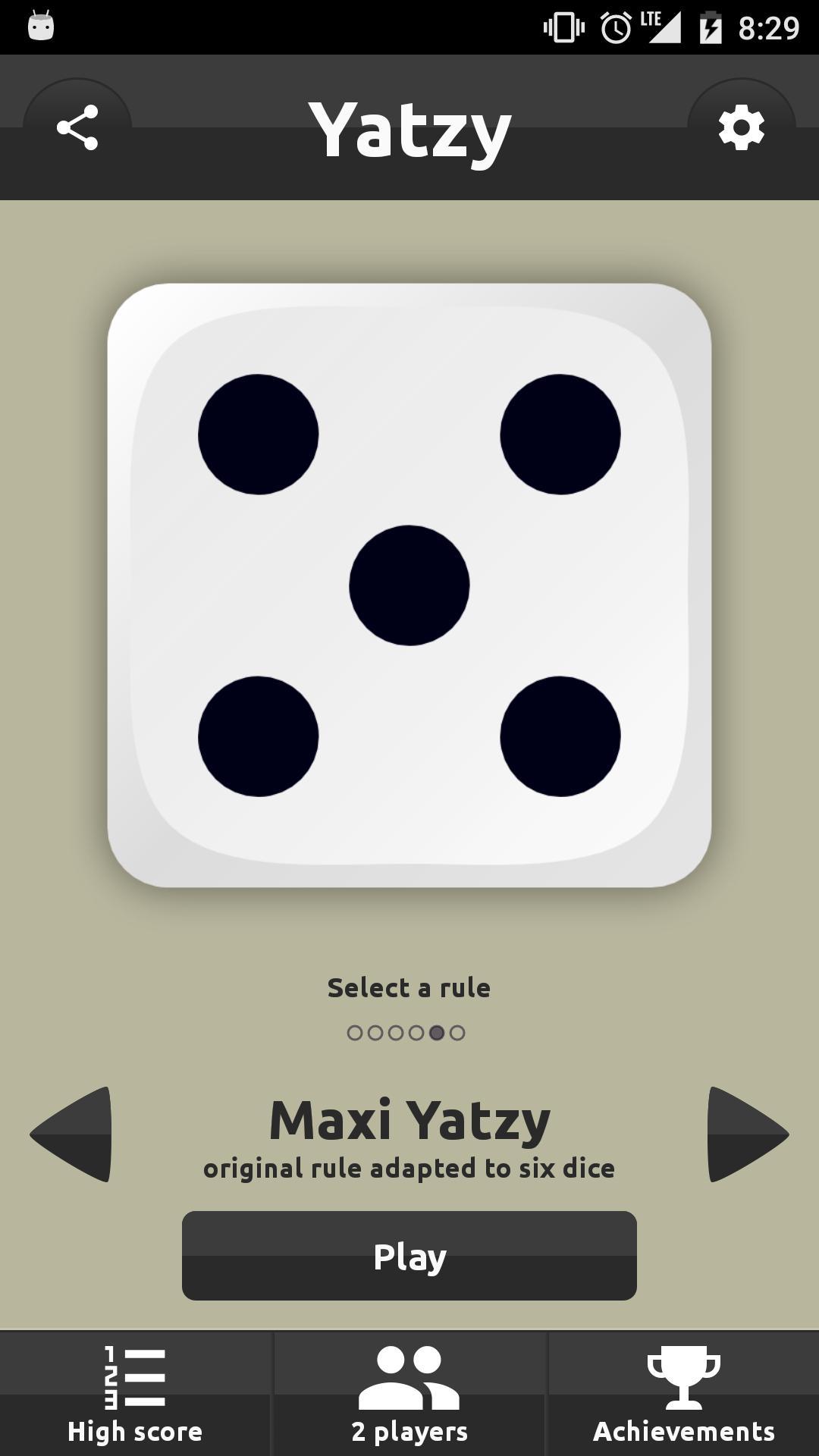 Yatzy (No Ads) screenshot 4