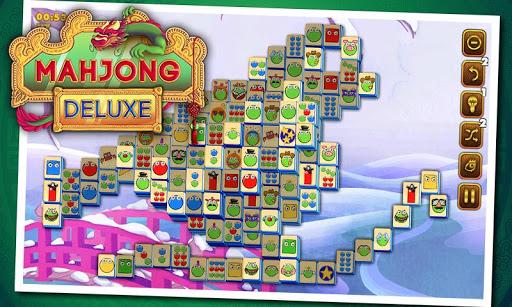 Mahjong Deluxe 5 تصوير الشاشة