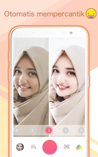 Sweet Selfie Camera - Editor Foto, Kamera Cantik screenshot 8