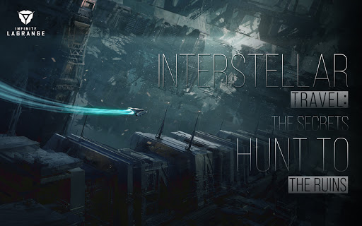 Infinite Lagrange screenshot 13