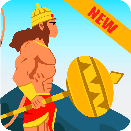 Hanuman Adventures Evolution أيقونة