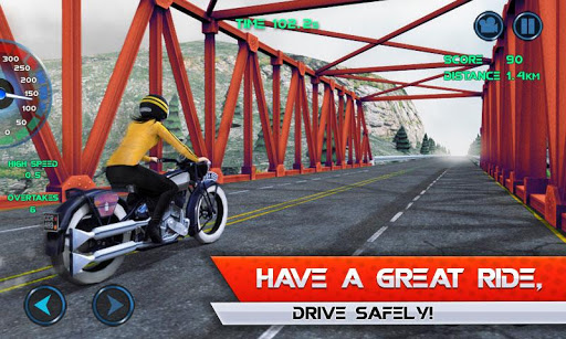 Moto Traffic Race 5 تصوير الشاشة