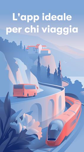 Omio: Compra Biglietti Treni, Bus e Voli in Europa screenshot 1