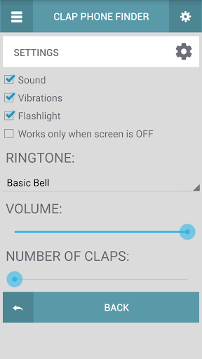 Find phone by clapping screenshot 4