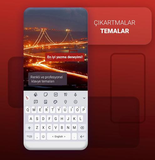 Tambu Keyboard 2 تصوير الشاشة