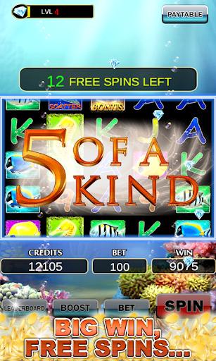 Slot Machine: Fish Slots screenshot 6