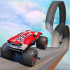 Monster Truck on Impossible Tracks icon