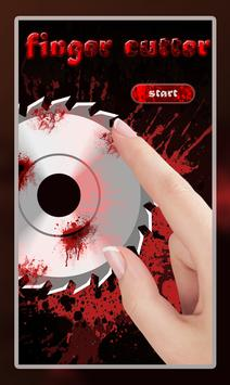 Finger Cutter Simulator 1 تصوير الشاشة