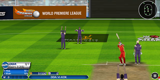 World Cricket Championship  Lt 5 تصوير الشاشة