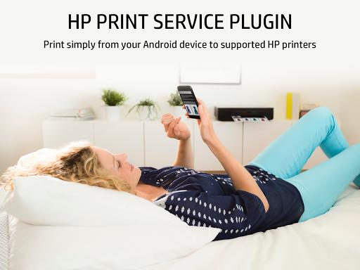 HP Print Service Plugin 5 تصوير الشاشة