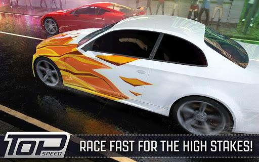 Top Speed: Drag & Fast Street Racing 3D screenshot 8