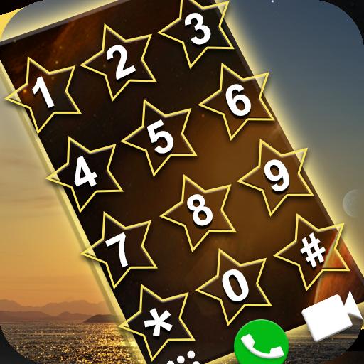 Photo Phone Dialer App: Caller Screen Theme icon