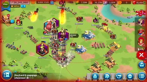 Rise of Kingdoms: Lost Crusade 7 تصوير الشاشة