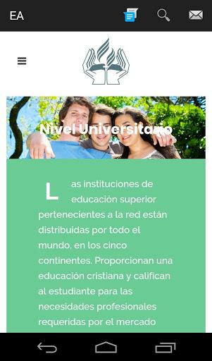 Educación Adventista screenshot 4
