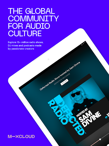 Mixcloud - Gabungan Radio & DJ screenshot 6