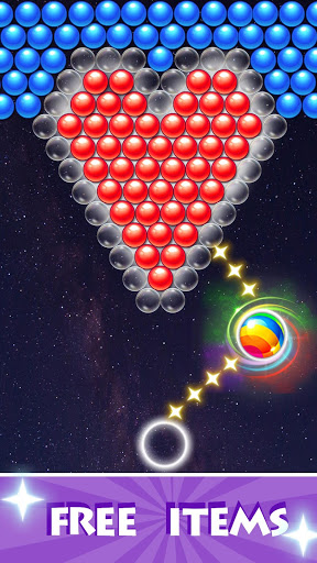Bubble Shooter: Magic Snail 1 تصوير الشاشة