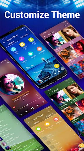 لاعب الموسيقى - مشغل MP3 6 تصوير الشاشة
