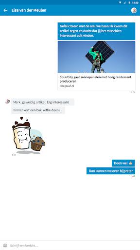 LinkedIn: Vacatures Zoeken   Zakenrelaties screenshot 10