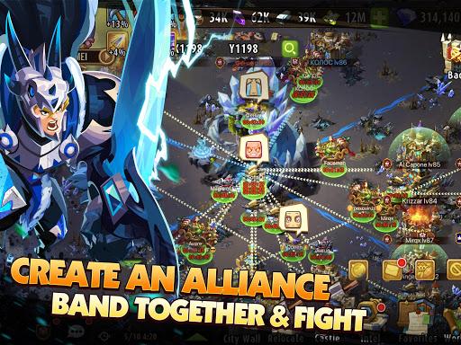 Magic Rush: Heroes screenshot 6