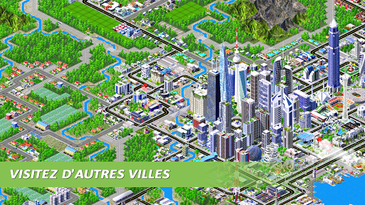 Designer City: Jeu de gestion screenshot 5