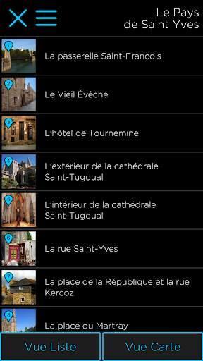 Le Pays de saint Yves स्क्रीनशॉट 2