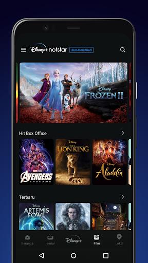 Disney  Hotstar screenshot 5