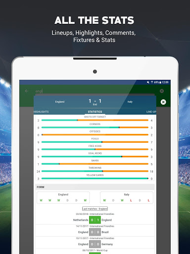 SKORES - Live Football Scores screenshot 9