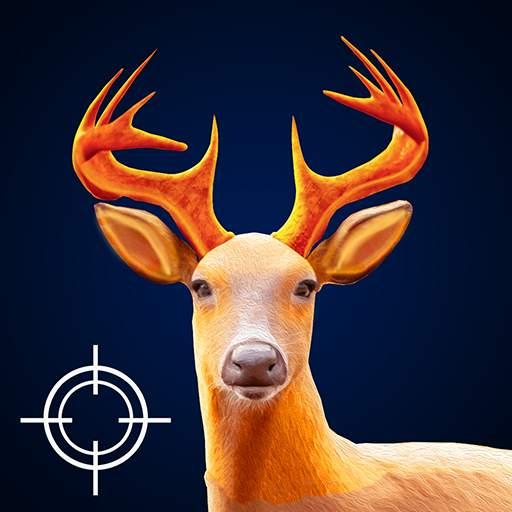 Deer Hunting Games: Wild Animal Hunting Adventure