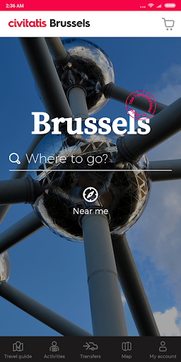 Brussels Guide by Civitatis screenshot 1
