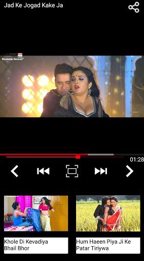 Bhojpuri Video Songs HD Mix screenshot 2