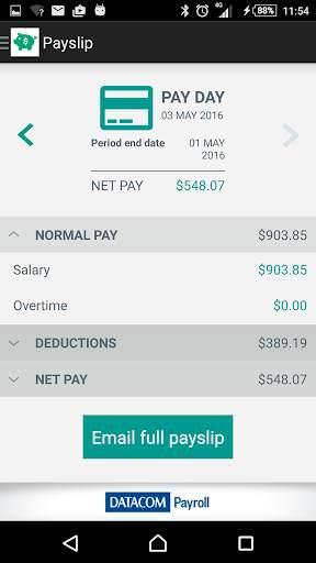 My NetPay screenshot 3