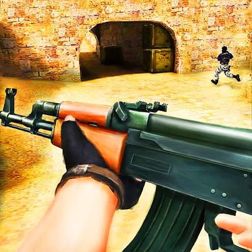 Gun Strike Force: Modern Ops - FPS Shooting Game