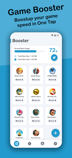 Game Booster ⚡Play Games Faster & Smoother free screenshot 6