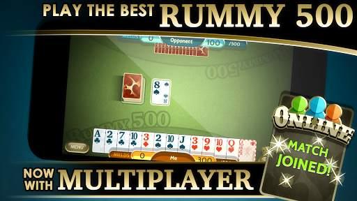 Rummy 500 screenshot 2