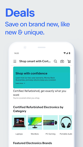 eBay: Buy, sell, and save on brands you love screenshot 5