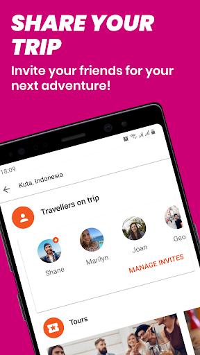 Hostelworld: Hostels & Backpacking Travel App screenshot 2