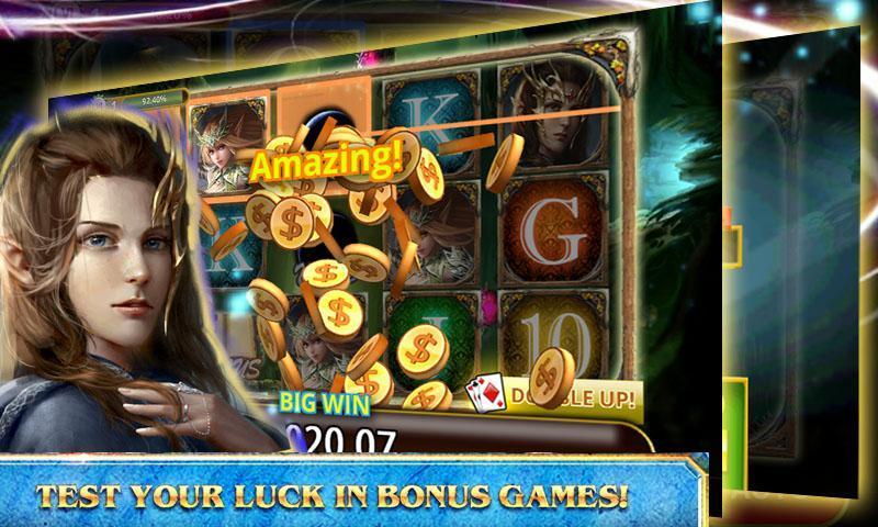 Slots Genies 2 تصوير الشاشة