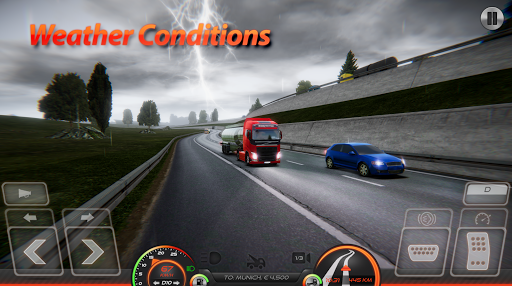 Truck Simulator : Europe 2 screenshot 2