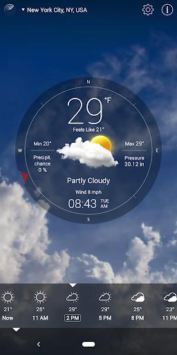 Weather Live screenshot 8