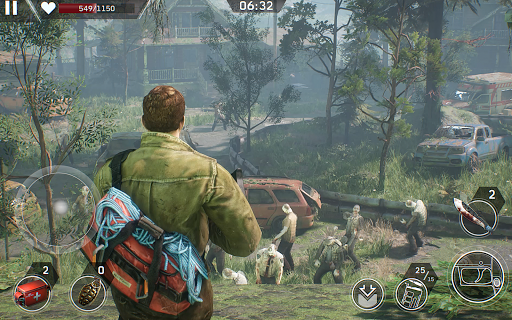 Left to Survive: Dead Zombie Shooter. Apocalypse screenshot 9