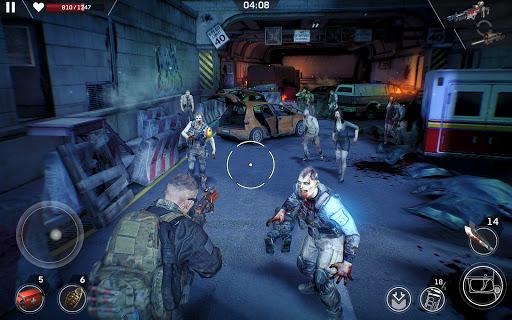 Left to Survive: Apocalypse & Dead Zombie Shooter screenshot 11