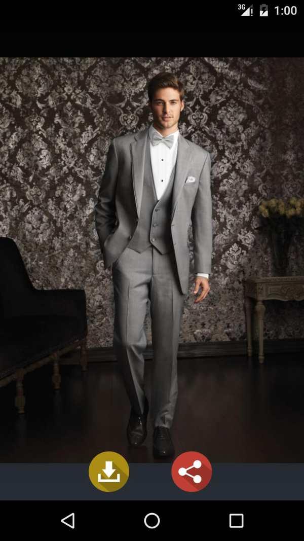 Men Suit Collection 2016 screenshot 3