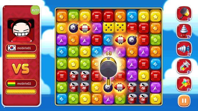 انفجار المجوهرات: بوكا 7 تصوير الشاشة